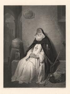 The Mendicant Friar / Der Bettelmönch / Mnich