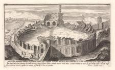 Vestigij d'uno Amphiteatro …in Hierusalem
