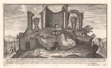 Vestigij del Castello dell'acqua Martia