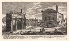 Vestigij dell'Arco di Settimio Seuero