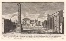 Disegno della Colonna Antonina