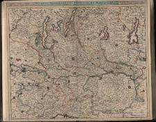 Ducatus Mediolanenensis Parmensis Et Montisferati. cum Omnibus suis Provinciis Novissima Descriptio per Iustinum Danckerts