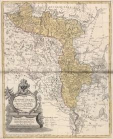 Charte von Russisch Litauen, welche die von Polen an Russland abgetretene Woiewodschaften Liefland, Witepsk, Mscislaw, und einem Theil der Woiewodschaften Poloc und Minsk enthält