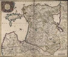 Tabula Ducatuum Livoniae et Curlandiae recentior: incisa editaque per Gerardum Valck