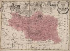 Palatinatus Volhiniensis cum suis Terris novissima ac accuratissima Descriptio