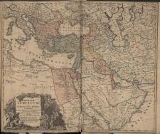 Imperium Turcicum in Europa, Asia Et Africa Regiones Proprias, Tributarias, Clientelares sicut et omnes ejusdem Beglirbegatus Seu Praefecturas Generales exhibens