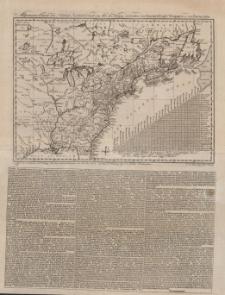 Allgemeine Charte von Nord Amerika ais den Sitz des Kriege zwischen den Königl.Engl.Truppen u. Den Provinzialen.