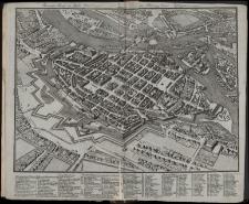Accurater Abriss der Stadt Breslau im Hertzogthum Schlesien