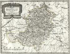 Des Koenigreichs Galizien und Lodomerien mittlere Kreise