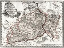 Der Königlichen Republik Polen Woiwodschaften Krakow u: Sandomir mit dem untern Theile der Woiwodschaft Lublin und dem Herzogthume Severien oder Klein Polens westlicher Theil