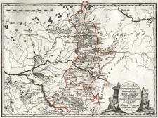 Der Königlichen Republik Polen Woiwodschaft Podlachien mit dem obern Theileder Woiwodschaft Lublin oder Klein Polens nördlicher Theil