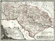 Der Königlichen Republik Polen Woiwodschaft Podolien und die untere Polnische Ukraine nachmlich die Woiwodschaft Braclaw der Klein Polens südlicher Theil
