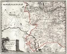 Des Grosherzogthums Lithauen westsüdlicher Theil