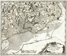 Des Königreichs Preussen ostsüdlicher Theil