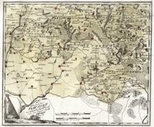 Des Königreichs Preussen westsüdlicher Theil mit der freyen Stadt Thorn