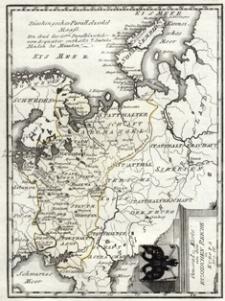 General Karte von dem Russischen Reiche in Europa