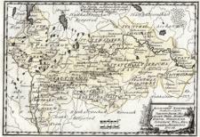 Des Russischen Reiches Statthalterschaften Pleskow, Polozk, Mohilew, Twer, Moskau, Koluga, Wolodimer, Iaroslaw, Tula, Smolensko und Nischgorod