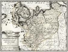 Des Russischen Reiches Statthalterschaften Archangel