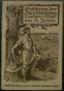 Geschichte der oberschlesischen Landwirtschaft