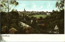 Złotoryja : panorama
