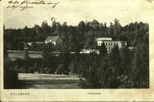 Złotoryja : Restauracja Waldschloss