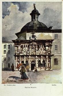Lwów : Kaplica Boimów