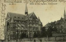 Nysa : Dom Misyjny Świętego Krzyża z kościołem Matki Boskiej Bolesnej