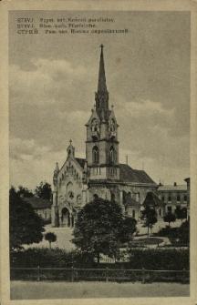 Stryj : rzym. kat. Kościół parafialny