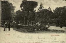 Lwów : Ogród Jezuicki