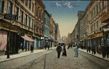 Lwów : Ulica Sykstuska