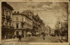 Lwów : Ulica Legionów