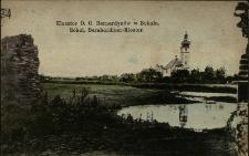 Sokal : Klasztor O.O. Bernardynów