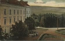 Chyrów : konwikt Chyrowski