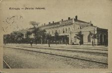 Kołomyja : dworzec kolejowy