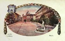 Lwów : rynek