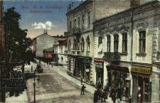 Stryj : ulica Hr. Potockiego