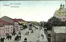 Równe : ulica Szosowa