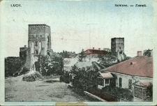 Łuck : zamek
