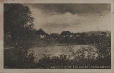 Litwinów : widok nad rzeką Złota Lipa