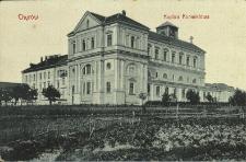 Chyrów : kaplica Konwiktowa
