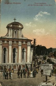 Włodzimierz Wołyński : plac Franciszka Józefa