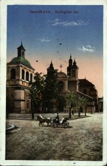 Stanisławów : kolegiata