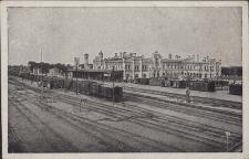 Brześć Litewski : dworzec