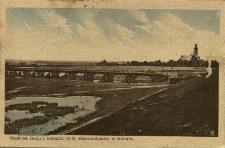 Sokal : most na Bugu i klasztor oo. Bernardynów