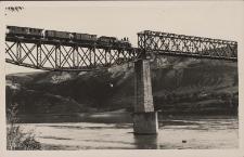 Zaleszczyki : most nad Dniestrem