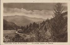 Mikuliczyn : droga do Jaremcza