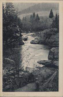 Jaremcze : wodospad