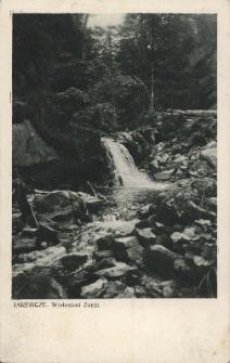 Jaremcze : wodospad Żonki
