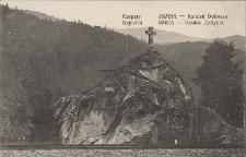 Jamna/Jaremcze : Kamień Dobosz