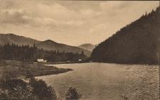 Huculszczyzna : Jezioro Szybeno